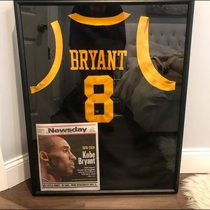 Authentic Rare Kobe Bryant Rewind Jersey #8